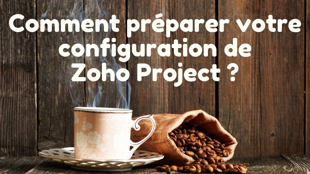 Podcast Zoho Project implantation