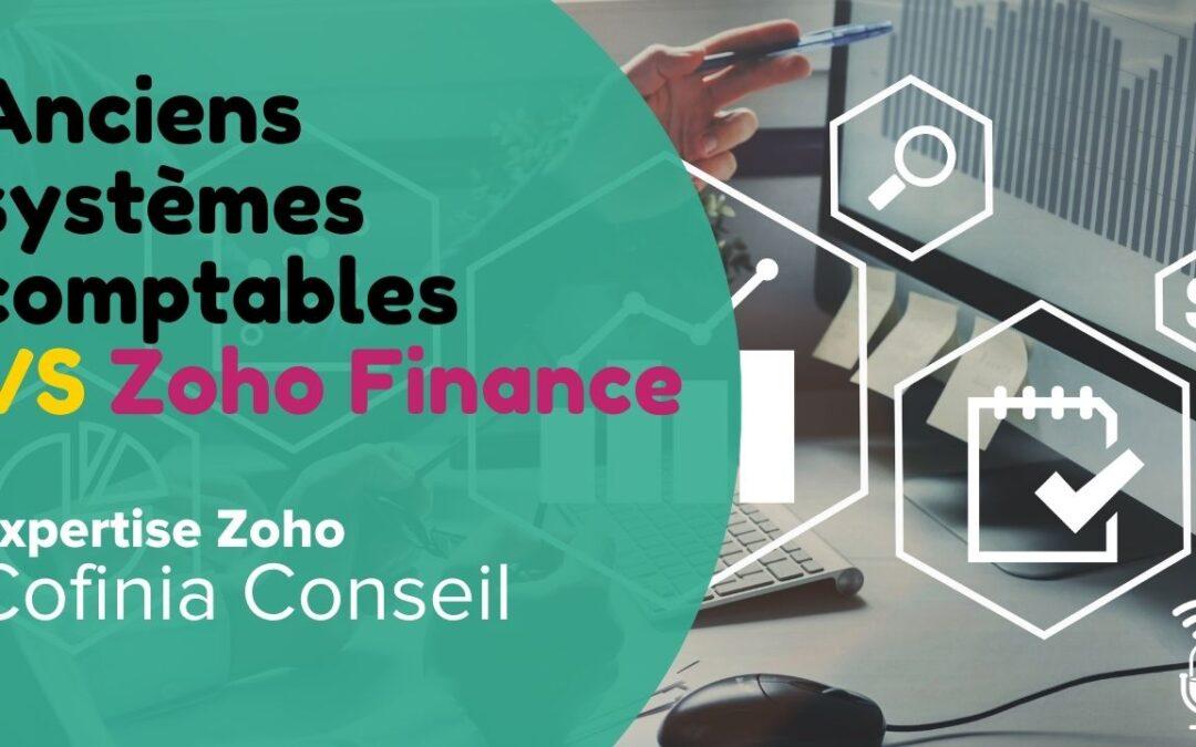ZOHO BOOKS: MIEUX GÉRER SES FINANCES ET SA COMPTABILITÉ
