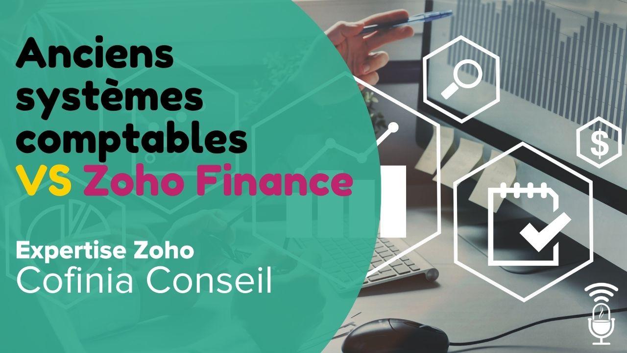 Podcast Zoho Books Finance Comptabilité