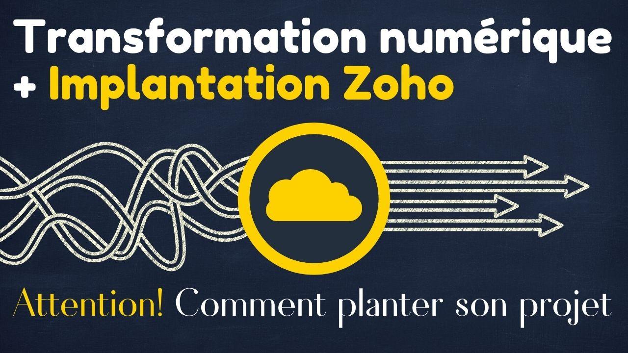 Podcast Zoho Transformation numérique
